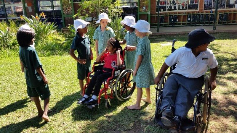 Foundation Phase visit to Manor Gardens and Glenwood JP