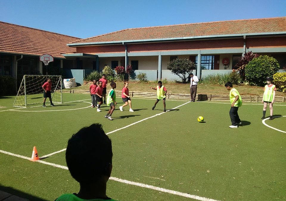 Inter-house Soccer Tournaments 2015