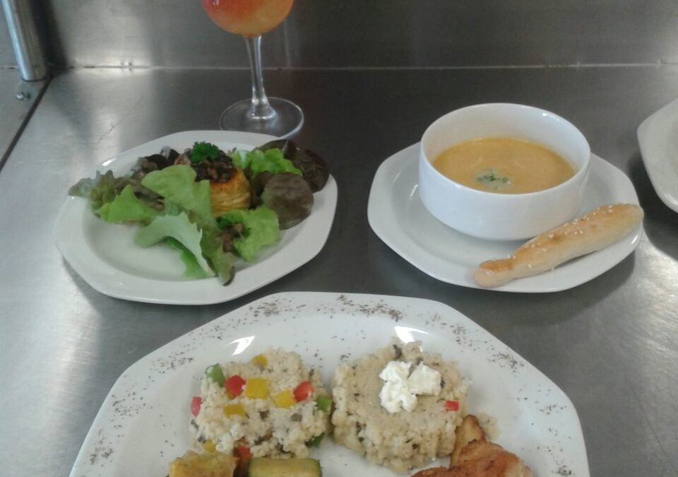 Grade 12 Hospitality Practical – 2015