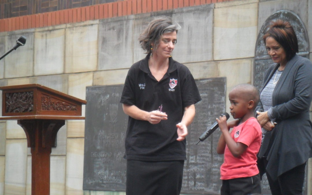 Open Air Learners invited to speak at DHS