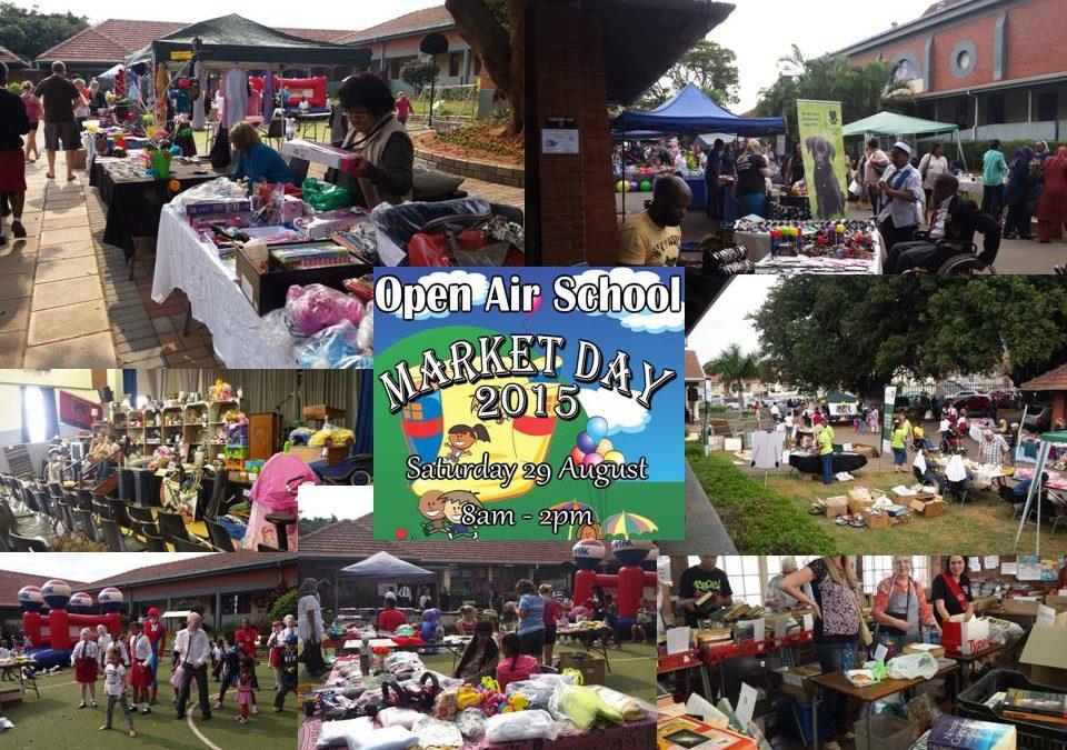 OAS Market Day 2015