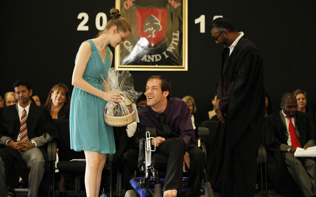 High School Prize Giving 2015