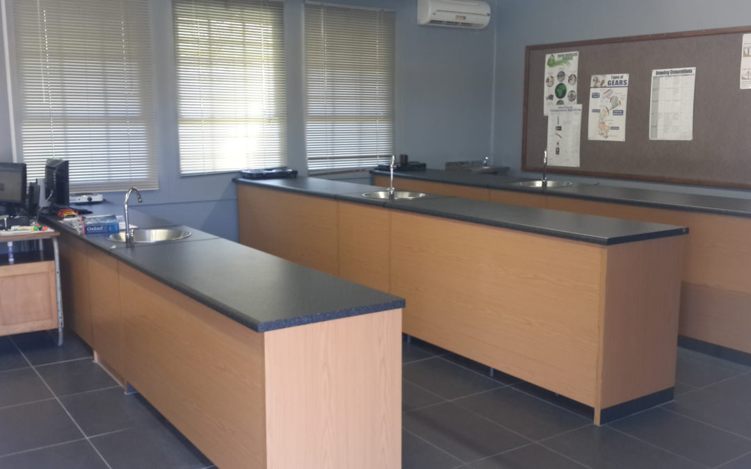 G.U.D. Filters Physical Science Laboratory Renovation