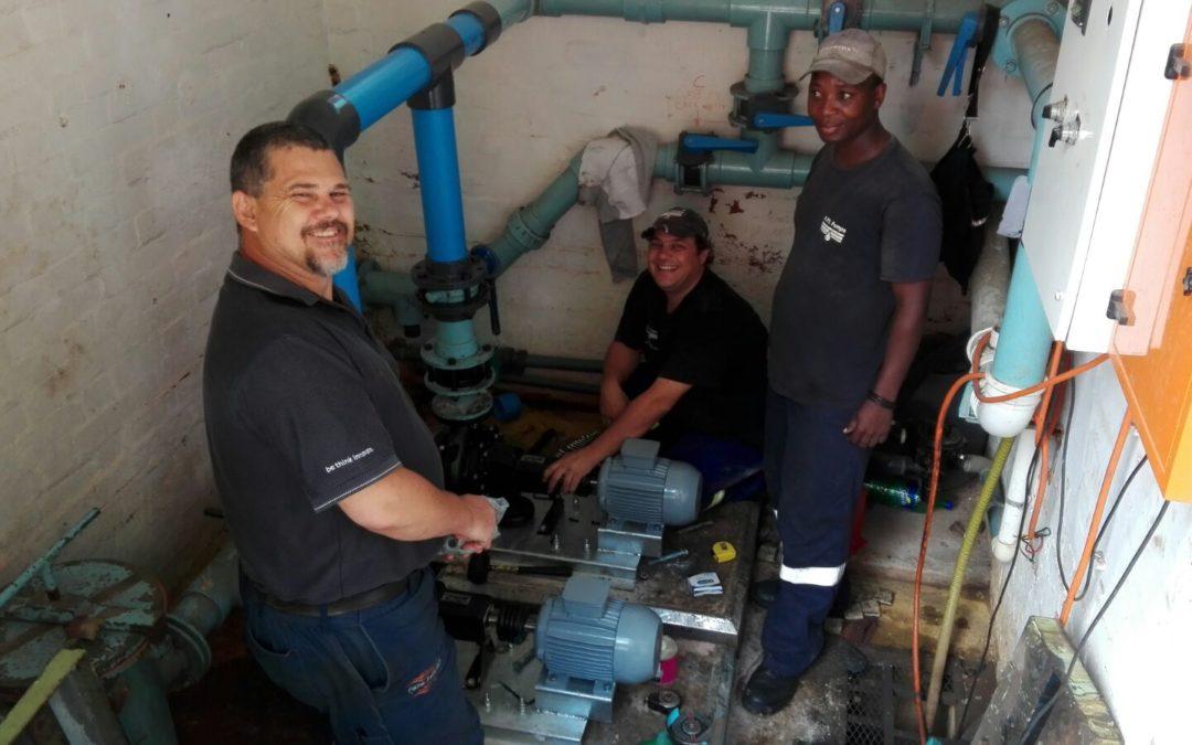 Thank you to API Pumps KZN and Umhlanga Round Table