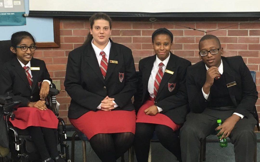 Grade 9 Speech Forum