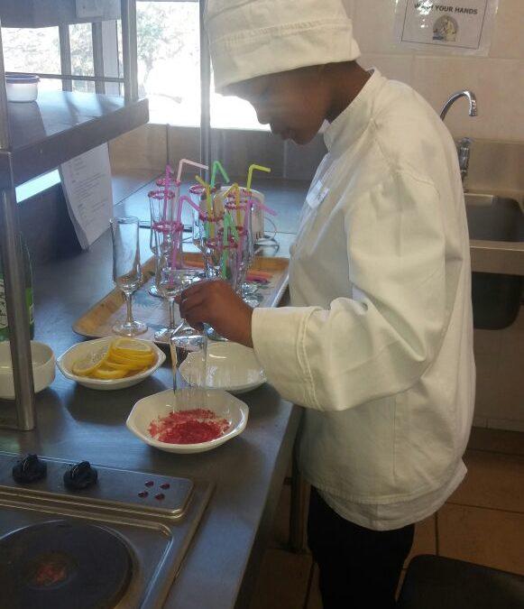 Grade 12 Hospitality Practicals