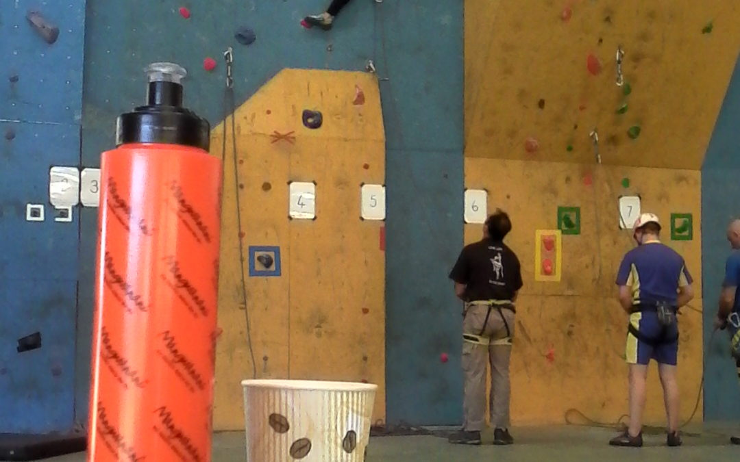 OASIS Team competes in KZN Schools Lead Climbing comp.
