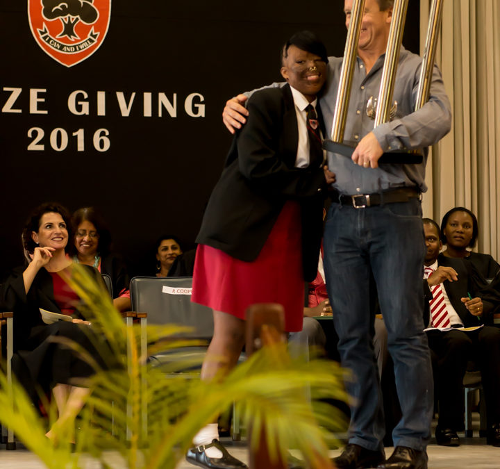 High School Prize Giving