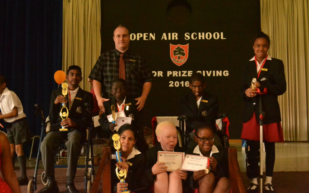 Primary School Prize Giving
