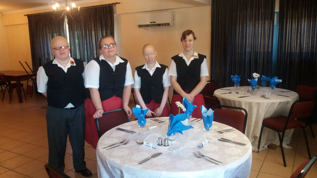 Grade 10 and 11 Hospitality Practical