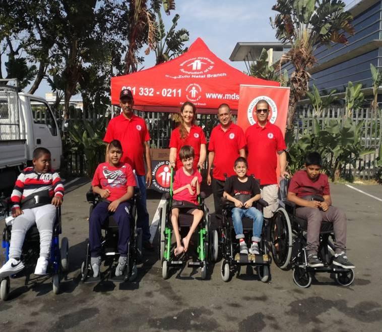 MDF: Manual wheelchairs