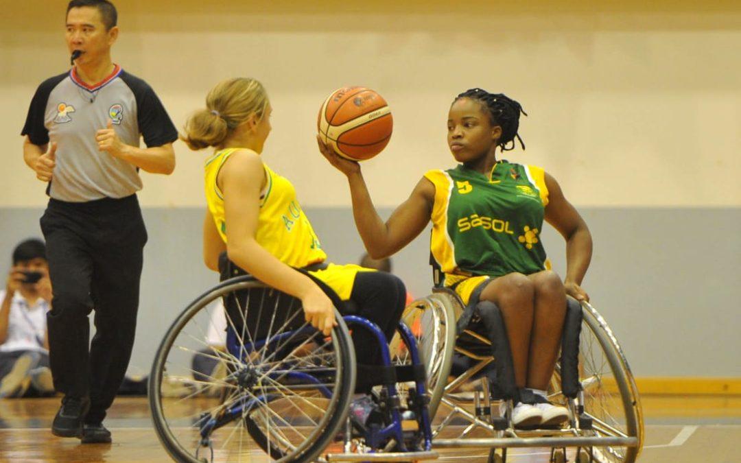 Samkelisiwe Mbatha – Wheelchair Basketball SA