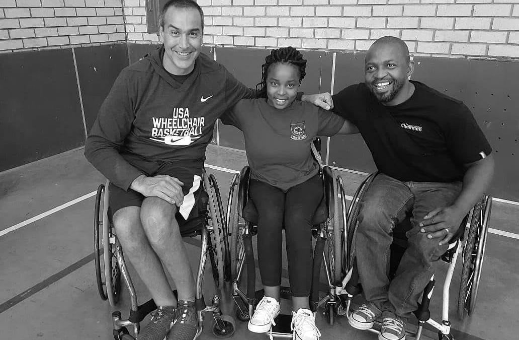SAMKELISIWE MBATHA WHEELCHAIR BASKETBALL – INTERNATIONAL