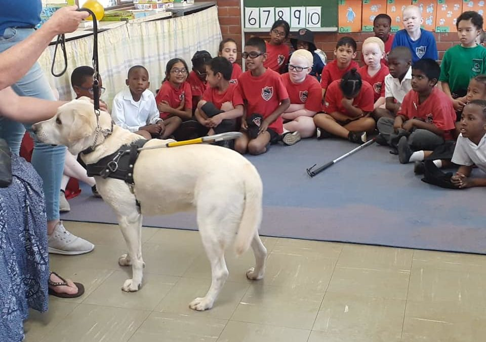 SA DOG FOUNDATION VISIT