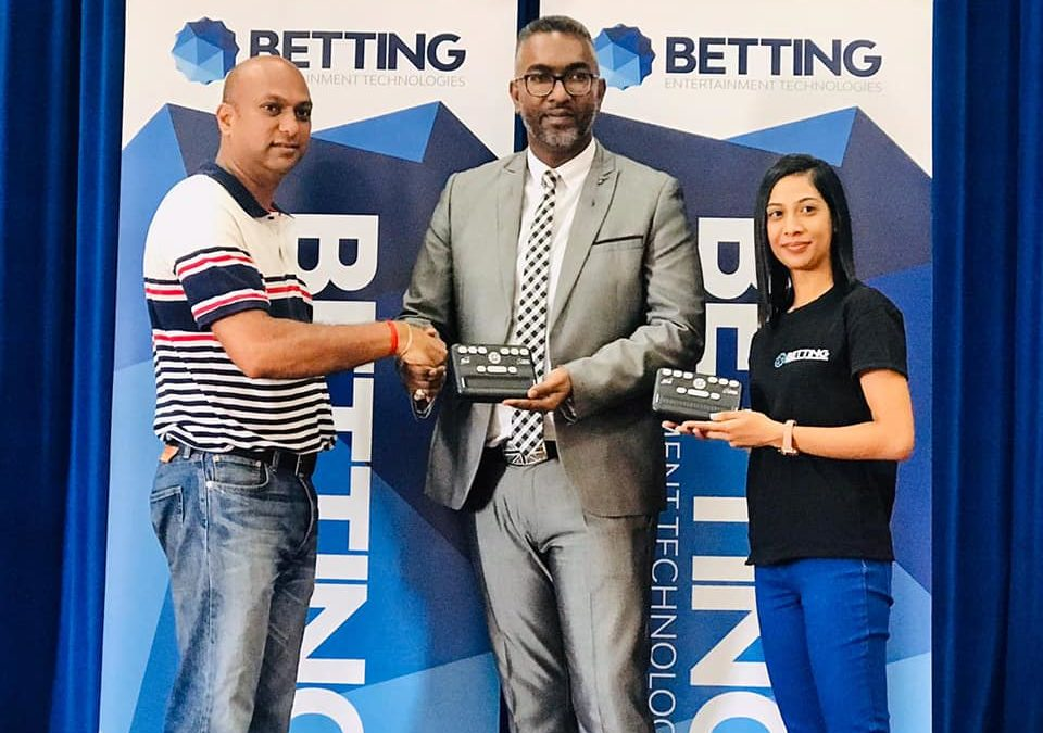Betting Entertainment and Technologies Donation