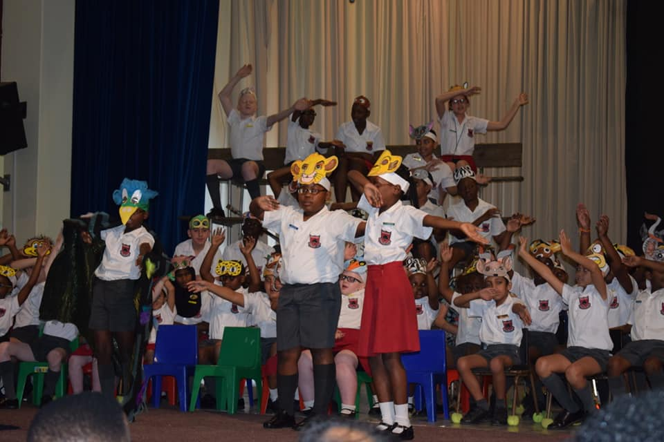 OASIS PRIMARY SCHOOL PRIZEGIVING: THE LION KING…
