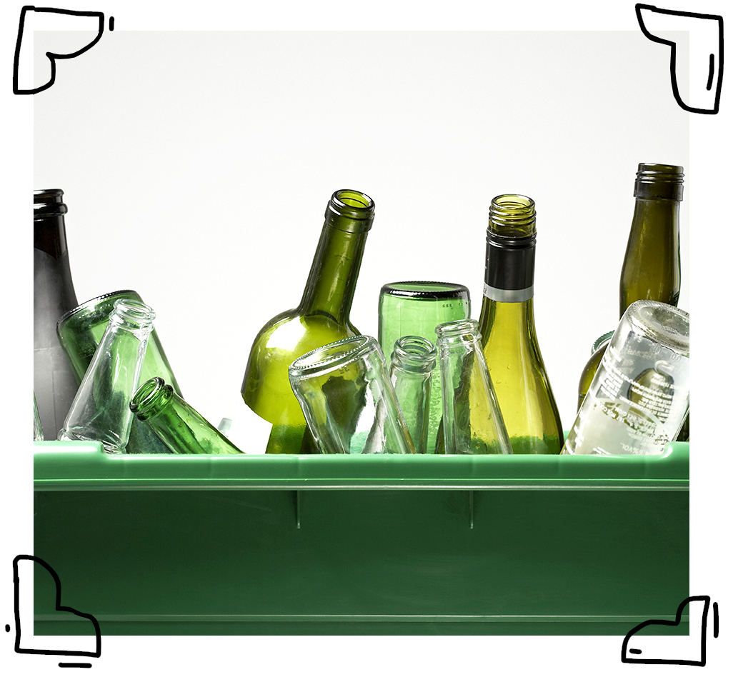 Glass Recycling Fundraising Initiative